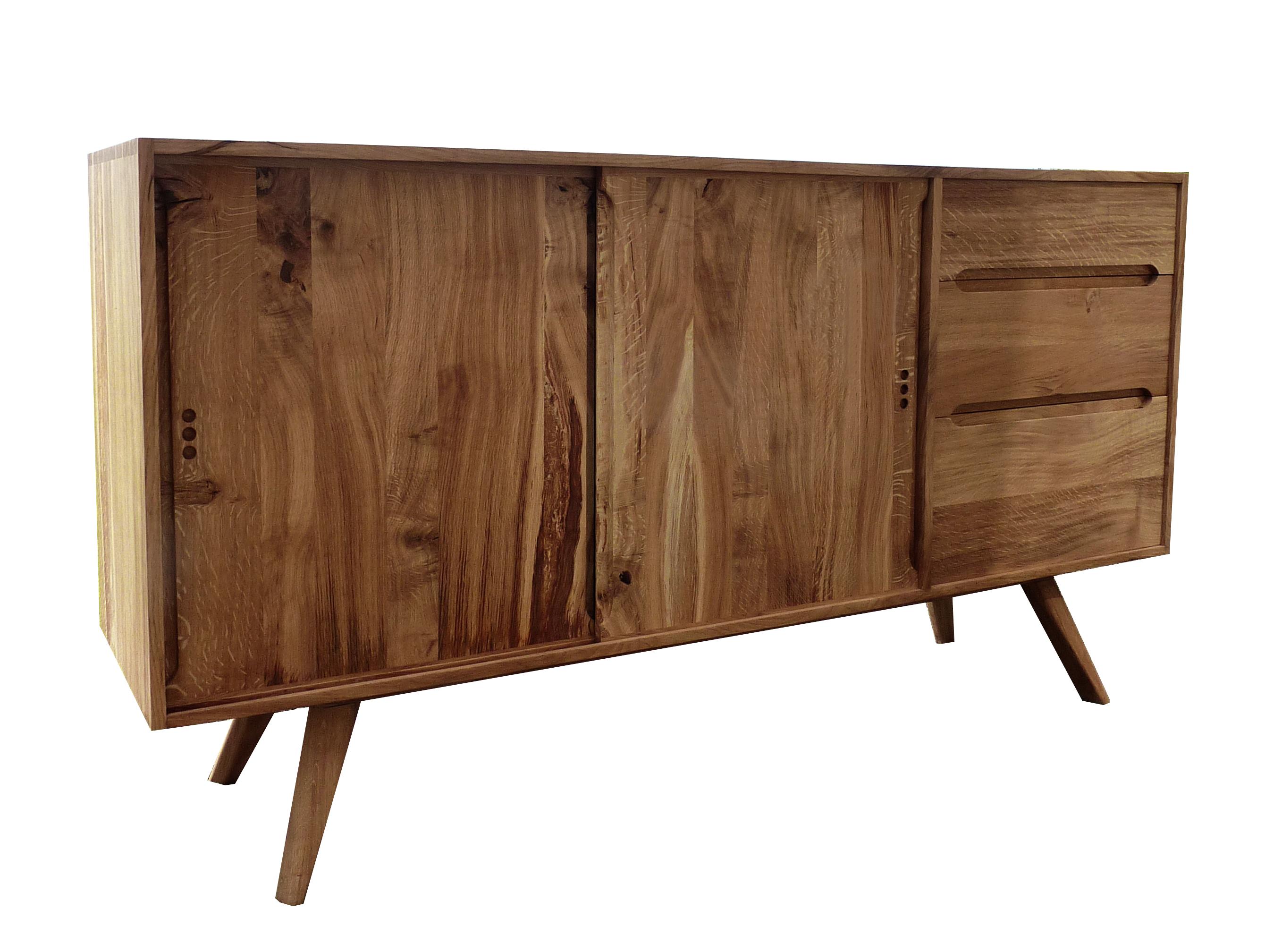 Oak Sideboard wb